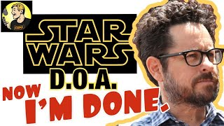 END THIS FAKE DISNEY TRILOGY, J.J. ABRAMS!!  STAR WARS fans are already done!