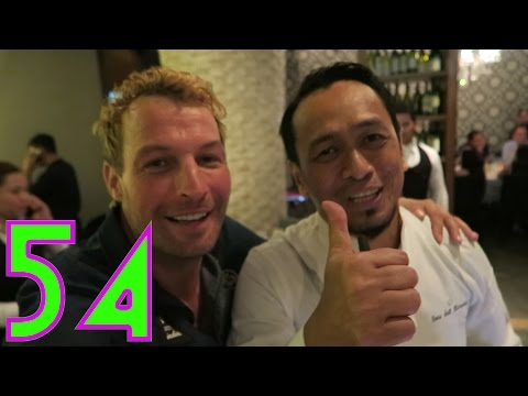 THAILAND VS PHILIPPINES - CHARITY DINNER WITH CHEF SAU DEL ROSARIO