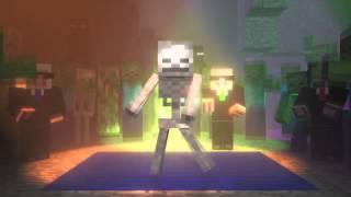 Weekend - Ona tańczy dla mnie [Minecraft Parody]