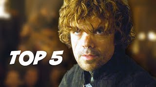 Game Of Thrones Season 4 Episode 6 - TOP 5 WTF Moments