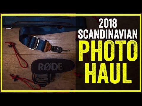 Scandinavian Photo Haul 2018 - What did I get?!