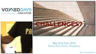 How to assemble high performing teams? - Voxxed Days Singapore 2019