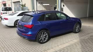 Auta z Niemiec #20/09/2019: Audi SQ5 z mocnym kopnięciem 326 KM