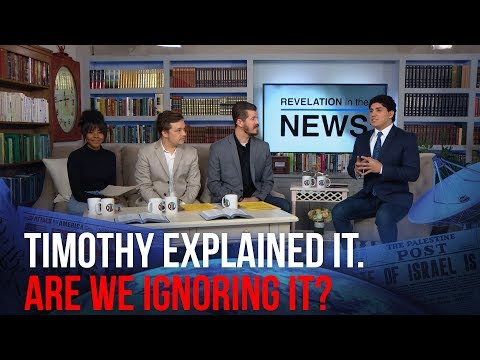 Timothy Explained It. Are We Ignoring It? - Revelation In The News