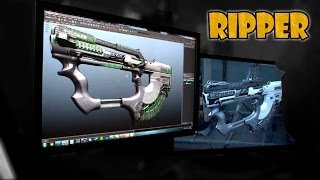 "Nuevo Arma Doble ""Ripper"" - CoD Ghosts Gameplay HD"