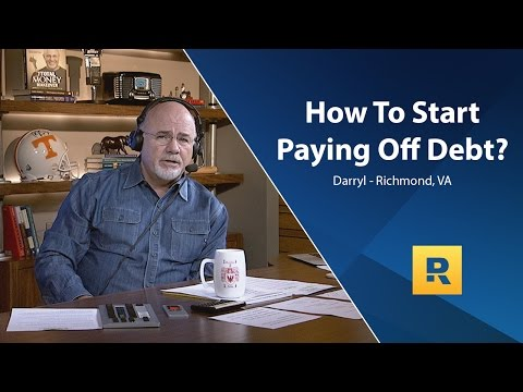 How To Start Paying Off Debt