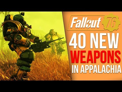 Top 10 Best Pistols in Fallout 76 -