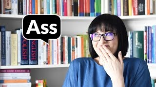 Ass, as, arse – dupa? | Po Cudzemu #88