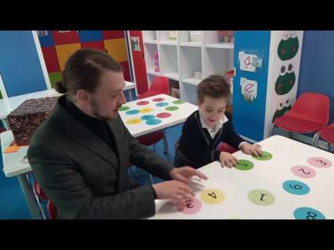 AKD Kids Soyak Yenişehir Anaokulu - İngilizce Portfolyo Sunumu - ALP YEMENİCİLER