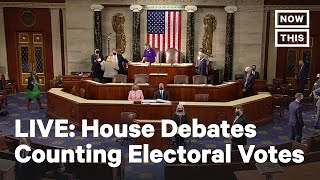 House Takes Up Electoral Proceedings After Lockdown | LIVE | NowThis