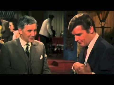 The Saint 'Vendetta For The Saint' (1969) | Opening (Clip 1) - Roger Moore Ian Hendry