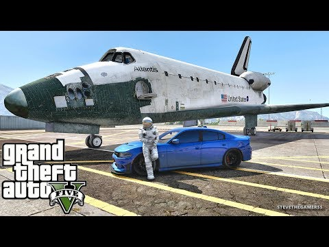 GTA 5 MOD#212 LET'S GO TO WORK!! (GTA 5 REAL LIFE MOD) SPACE