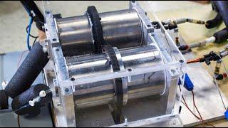 Первый Вечный Двигатель сделан в Чечне Россия