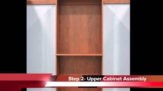 Cabinet Assembly And Hanging Install- Woodtrac Closets