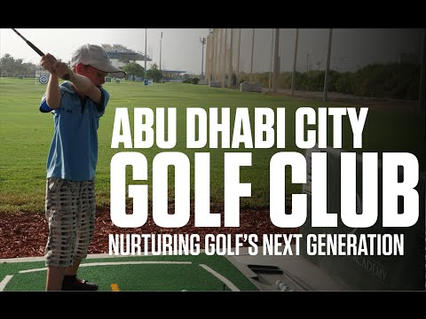 Abu Dhabi City Golf Club - Nurturing golf's next generation
