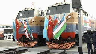 La ligne Baku-Tbilisi-Kars inaugurée - focus
