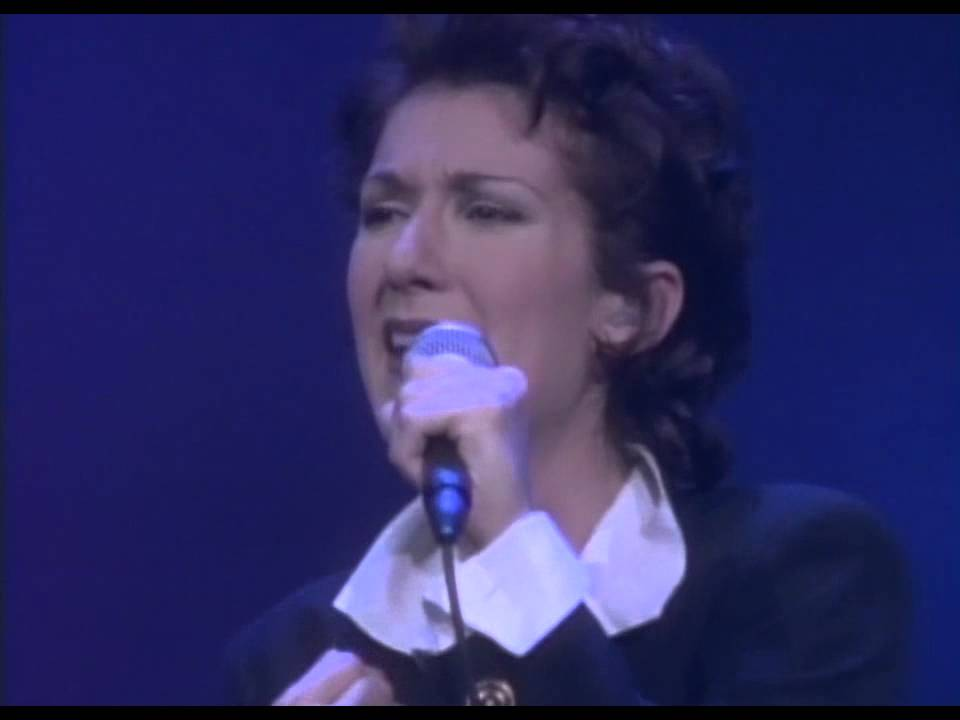 Céline dion the power of love (live the colour of my love.