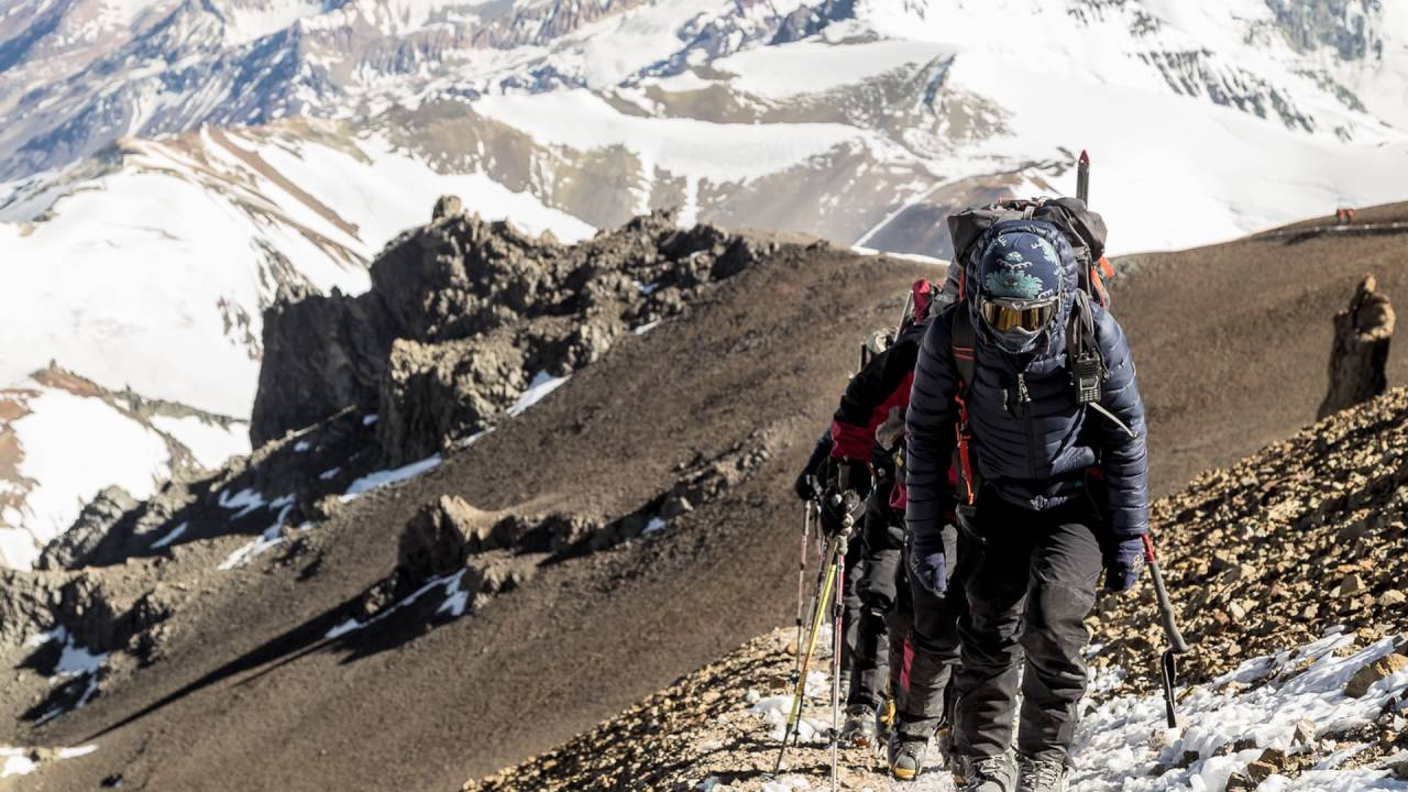 Climb Aconcagua Aconcagua Guides Alpine Ascents International