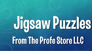 Spanish Jigsaw Puzzle Preview