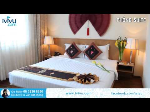 The best 3 star hotel in Ho Chi minh city - KHACH SAN SEN VIET  Ho Chi Minh