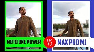 Motorola One Power vs Asus Max Pro M1  - விரிவான ஒப்பீடு | Design, Performance, Camera