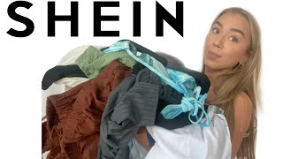 HUGE SUMMER SHEIN TRY ON HAUL | SETS, DRESSES, BIKINIS AND MORE