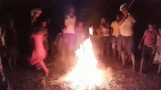 (DIWALI) 'HUKKA-PAATI'- The Tradition of Bihar(Village)#DIWALI 2017- A must watch.
