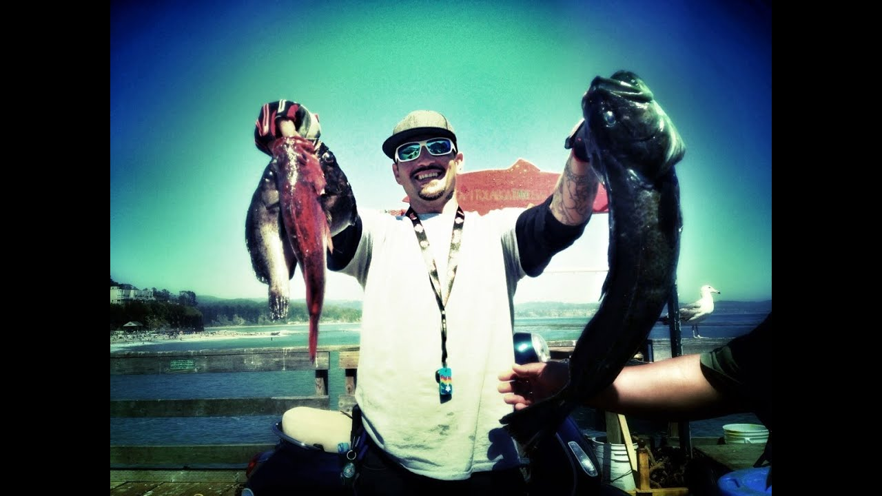 Capitola rock cod fishing youtube for Capitola fishing report