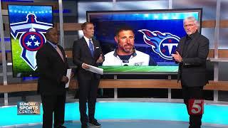 Dave McGinnis Titans Breakdown