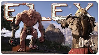 A POST APOCALYPTIC SCI-FI Gothic? Awesome! | ELEX Gameplay (PC PS4 XBOX)