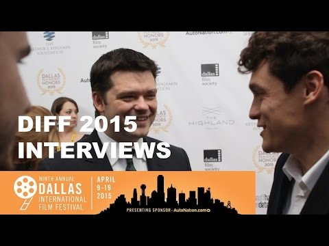 DIFF 2015 Interview - Phil Lord & Chris Miller (THE LEGO MOVIE)