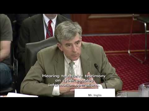 4/27/2017 Senate Armed Services Committee Testimony
