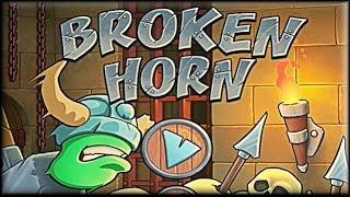 Broken Horn - Game Walkthrough (full)