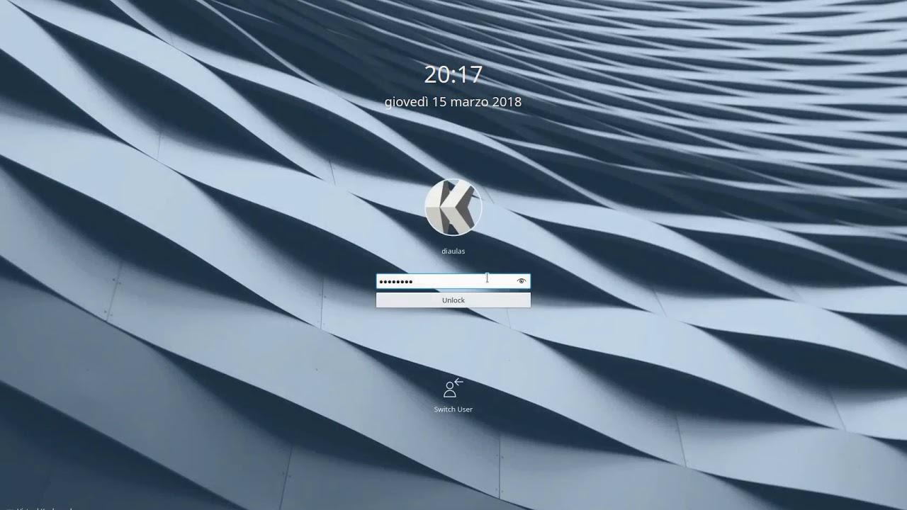 Breeze] [Bug 369676] New: White lockscreen text's