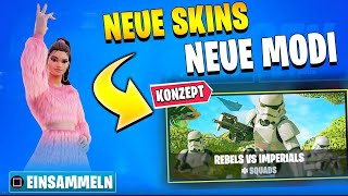 GROßES Update 😱 Alle Live Event Infos, Skins, Emotes, Leaks | Fortnite Kapitel 2 Deutsch