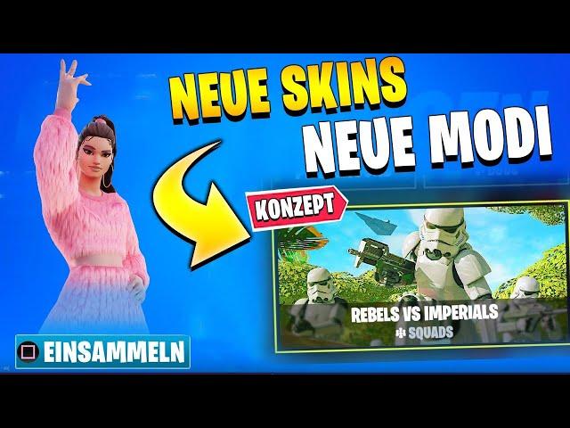 GROßES Update 😱 Alle Live Event Infos, Skins, Emotes, Leaks | Fortnite Kapitel 2 Deutsch