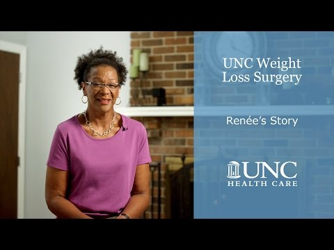 Renee's Story - UNC Weight Loss Surgery