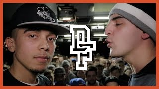BRU-C VS ZEN | Don't Flop Grime Clash