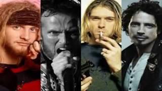 La maldición del GRUNGE + reacciones por la muerte de Chris Cornell