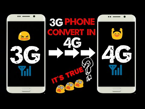 Active 4g in any 3g phone | Possible 3g phone convert in 4g | use Jio in any 3g phone possible??