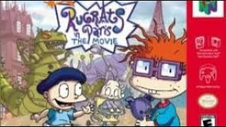 Rugrats in Paris: The Movie (video game)   Wikipedia audio article