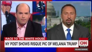 New York Post Prints Nude Photos of Melania Trump
