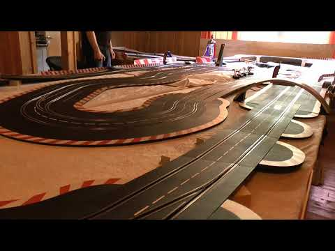 Carrera Digital 124 Slot car Race