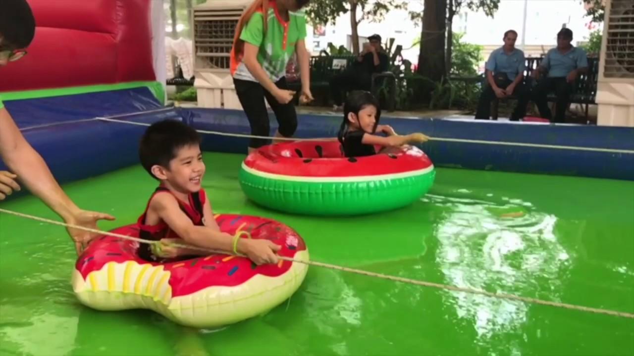 Nickelodeon Slime Cup SG 2017 - YouTube