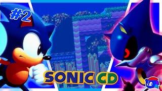 Sonic CD (2011) #2 Collision Chaos | ThatREDDYBoi