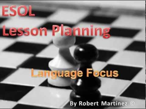 Methodology Pill No. 24 Planning a Language Focused Lesson GD