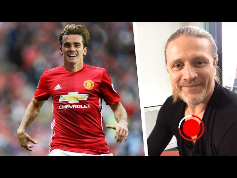 'Griezmann will DEFINITELY join Man Utd!' | Emmanuel Petit - Snapchat Takeover