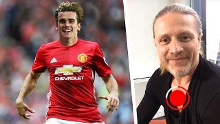 'Griezmann will DEFINITELY join Man Utd!' | Emmanuel Petit – Snapchat Takeover