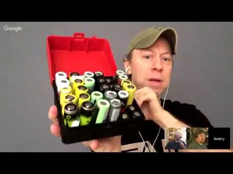 """The True Vapors show #66 """"What is the right battery for my vaping needs""""?"""