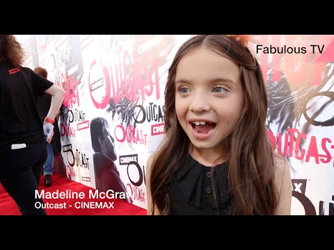 Madeline McGraw at CINEMAX's